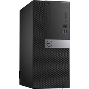 DELL OptiPlex 7040 Core i7 4GB 500GB Intel Desktop Computer